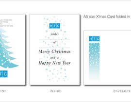 #14 for Design HTG's Corporate Christmas Card by davidliyung