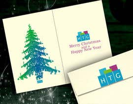 #7 for Design HTG's Corporate Christmas Card af Dayna2