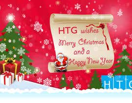 #2 for Design HTG's Corporate Christmas Card by cagor