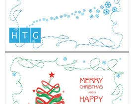 nº 18 pour Design HTG's Corporate Christmas Card par primavaradin07