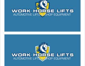 #43 for Design a Logo for Workhorse af quangarena