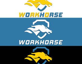nº 38 pour Design a Logo for Workhorse par rivemediadesign