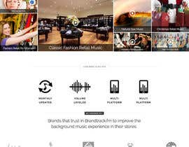 #20 untuk Improve the Design of a wordpress theme for a Music Website oleh tunnhn