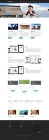 #7 for Design of one HTML page based on Bootstrap 3 by bbeckshrestha