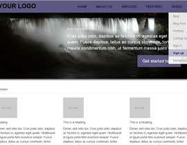 #4 cho Design of one HTML page based on Bootstrap 3 bởi abhij33td3sai