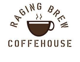 Nro 30 kilpailuun Design a Logo for Raging Brew Coffeehouse käyttäjältä Conrad52
