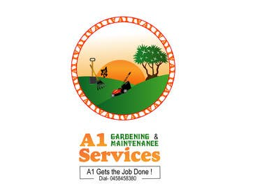 #79 for Design a Logo for a gardening & maintenance business by jonydep