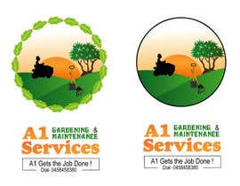 jonydep tarafından Design a Logo for a gardening & maintenance business için no 83