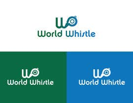 Nro 74 kilpailuun logo for our new business that provision of information and sale about the whistles käyttäjältä eddesignswork