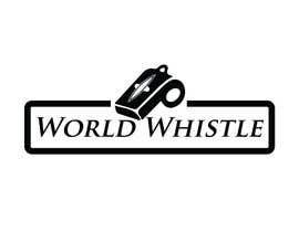 Nro 67 kilpailuun logo for our new business that provision of information and sale about the whistles käyttäjältä Matricsin