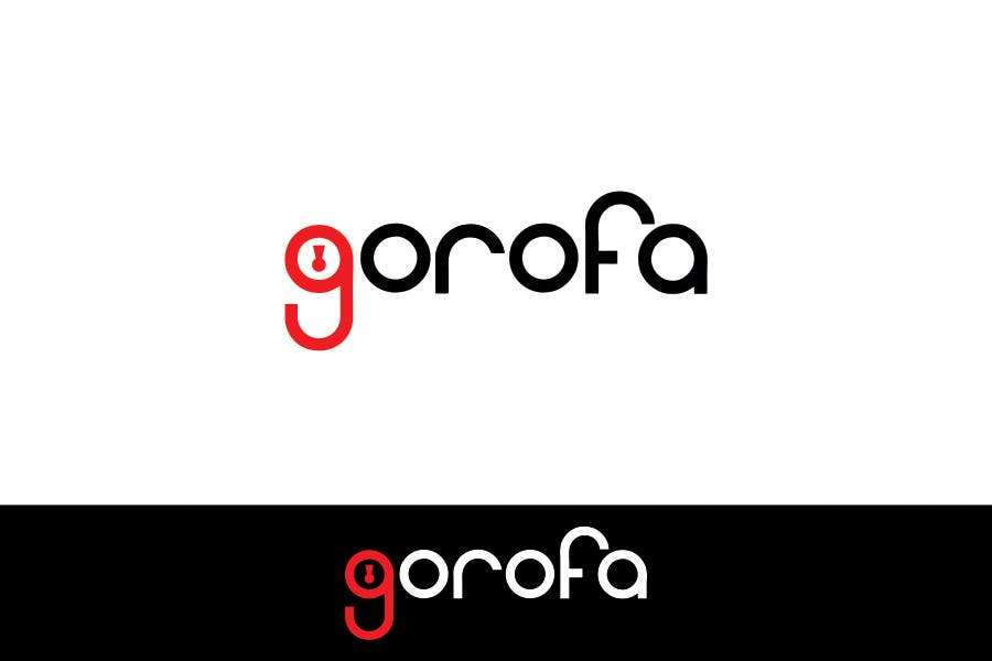 #317 for Design a Logo for Gorofa by ImArtist