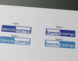 sdvisual tarafından Design a Logo for beckcomp için no 432