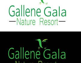 kingr8247 tarafından Logo for Resort - Gallene Gala Nature Resort için no 33