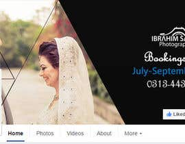 xCoks tarafından Design a Banner/Cover Photo for a Wedding-Photography Facebook Page için no 55