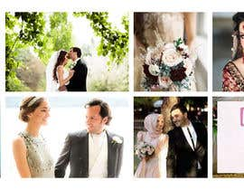 faam682 tarafından Design a Banner/Cover Photo for a Wedding-Photography Facebook Page için no 57