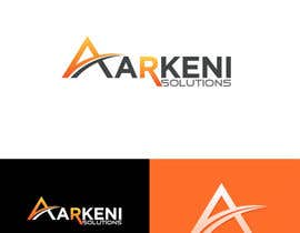 #102 for Design a Logo for Arkeni Solutions  (Open to your creative genius) by zafarchromatics