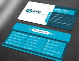 Nro 10 kilpailuun Design a Logo and Business Cards for Truck & Trailer Repair Company käyttäjältä ALLHAJJ17