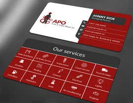 #33 for Design a Logo and Business Cards for Truck & Trailer Repair Company by ALLHAJJ17