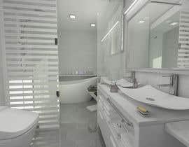 MohamedBoshy tarafından 4 x Bathroom interior Design için no 61