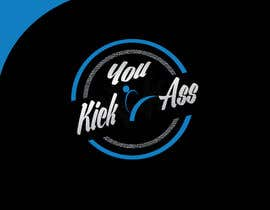 "#25 untuk Design a Logo for ""You Kick Ass"" oleh ngdinc"