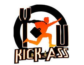 "#18 untuk Design a Logo for ""You Kick Ass"" oleh rsbhattacharyya"