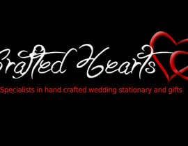 nº 55 pour Design a Logo for Crafted Hearts par AleMultinu