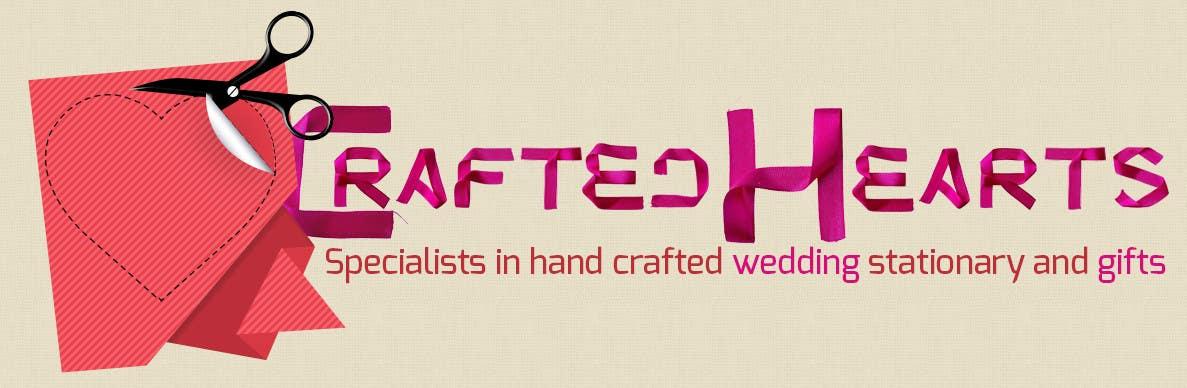 Bài tham dự cuộc thi #22 cho Design a Logo for Crafted Hearts