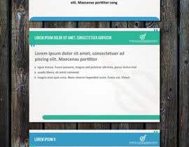Nro 10 kilpailuun Leaflet for consultant agency käyttäjältä Prant0r