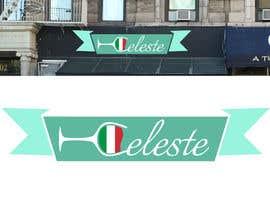 mrwanwan tarafından Design a Logo for Celeste (an Italian Restaurant) için no 14