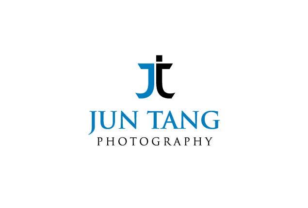Penyertaan Peraduan #343 untuk Design a Logo for Jun Tang Photography