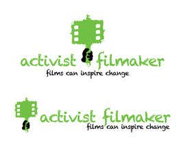 #18 for Design a Logo for social justice film blog by quasimododesign