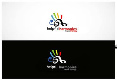 #30 para Design a Logo for Helpful Harmonies por cristinandrei