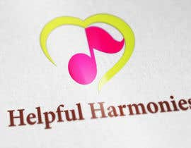 #3 para Design a Logo for Helpful Harmonies por LogoFreelancers