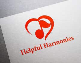 #18 para Design a Logo for Helpful Harmonies por LogoFreelancers