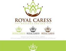 paijoesuper tarafından Logo design for Royal Caress Massage and Spa için no 39