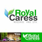 Logo design for Royal Caress Massage and Spa için Graphic Design61 No.lu Yarışma Girdisi