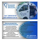 Graphic Design Entri Peraduan #54 for Graphic Design for Melbourne Electrical Specialists