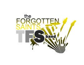 #28 for Design a Logo for The Forgotten Saints af venheartholly