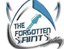 nº 7 pour Design a Logo for The Forgotten Saints par Taha177