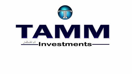 #26 for Design a Logo for TAMM Investments by pradheesh23