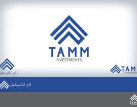#338 for Design a Logo for TAMM Investments af Clarify