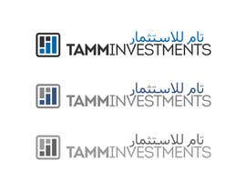 #310 cho Design a Logo for TAMM Investments bởi rogerweikers