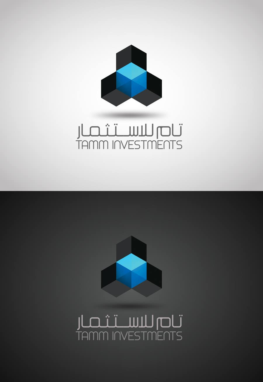 #244 for Design a Logo for TAMM Investments by SilverDotGD