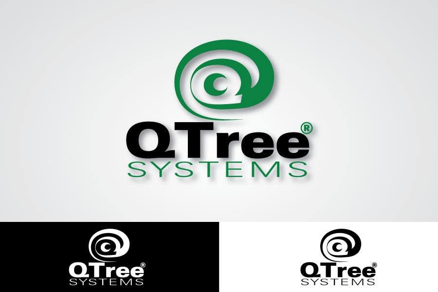 Bài tham dự cuộc thi #                                        653                                      cho                                         Logo Design for QTree Systems