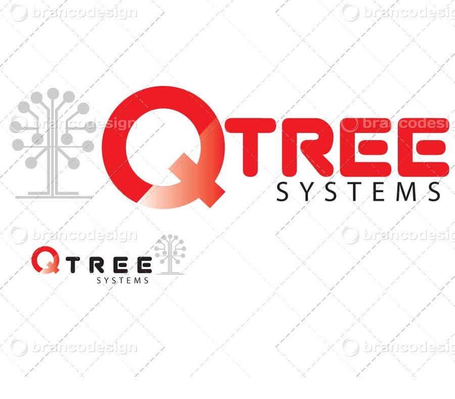 Bài tham dự cuộc thi #                                        380                                      cho                                         Logo Design for QTree Systems