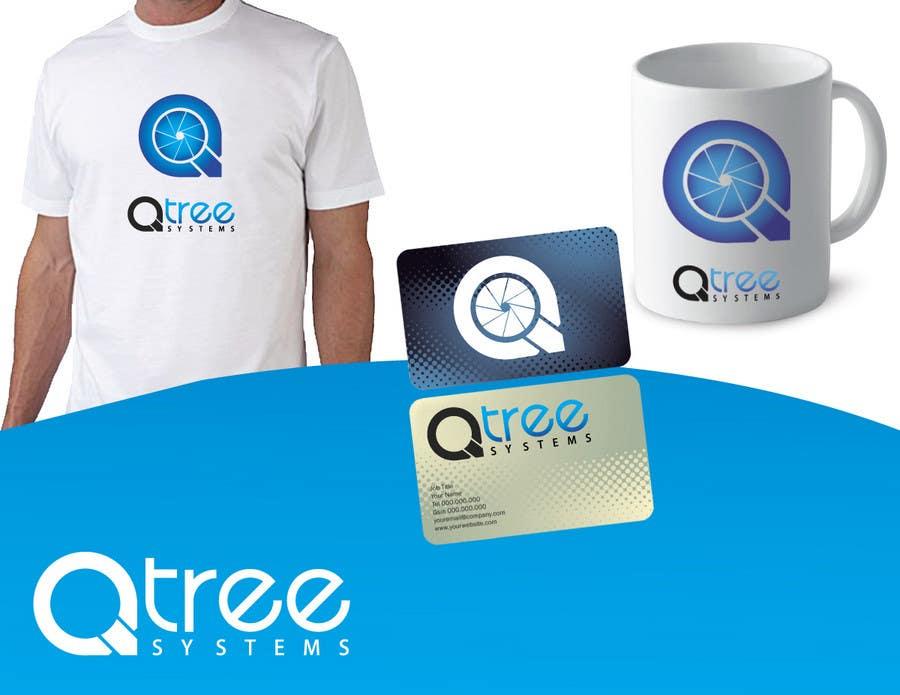 Bài tham dự cuộc thi #                                        617                                      cho                                         Logo Design for QTree Systems