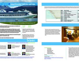 nº 20 pour Brochure Design for Annual Conference and Cruise par lcperilla