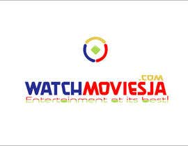 #39 for Design a Logo for watchmoviesja.com af w3nabil1699