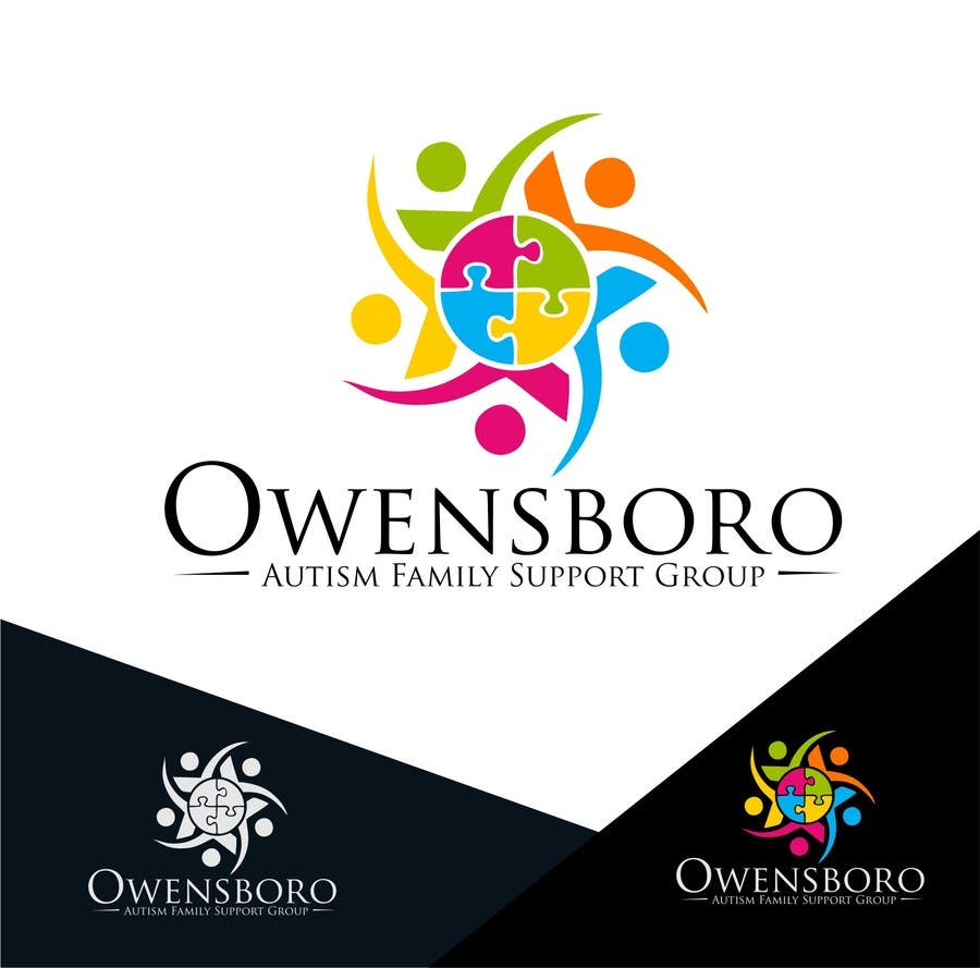 Proposition n°30 du concours Design a Logo for Owensboro Autism Family Support Group