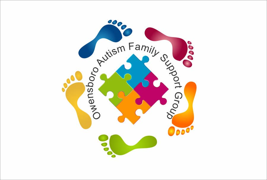 Proposition n°5 du concours Design a Logo for Owensboro Autism Family Support Group